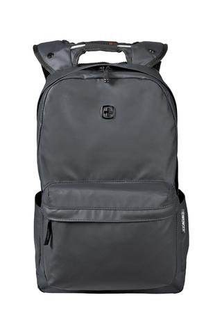 Рюкзак Wenger (605032) 14'', с водоотталкивающим покрытием, черный, 28x22x41 см, 18 л