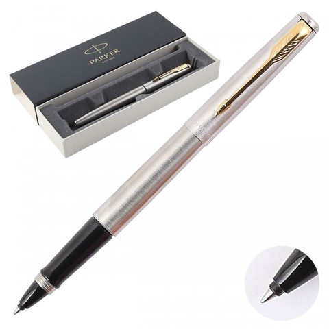 2089227 Parker Jotter Core Stainless Steel GT Ручка-роллер