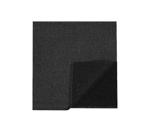 Контактная лента (липучка) для шеврона (черная)