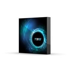 Смарт ТВ приставка T95 4/32 Гб Андроид 10.0