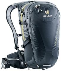 Deuter Compact Exp 12 Black - рюкзак велосипедный