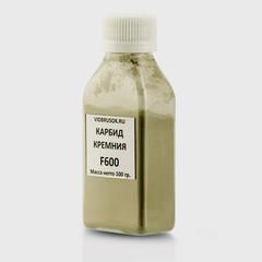 Карбид кремния F600 100 гр.