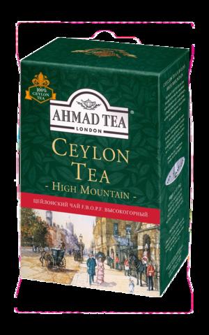 Чай черный Ahmad tea Ceylon tea F.B.O.P.F. high mountain, 100 г