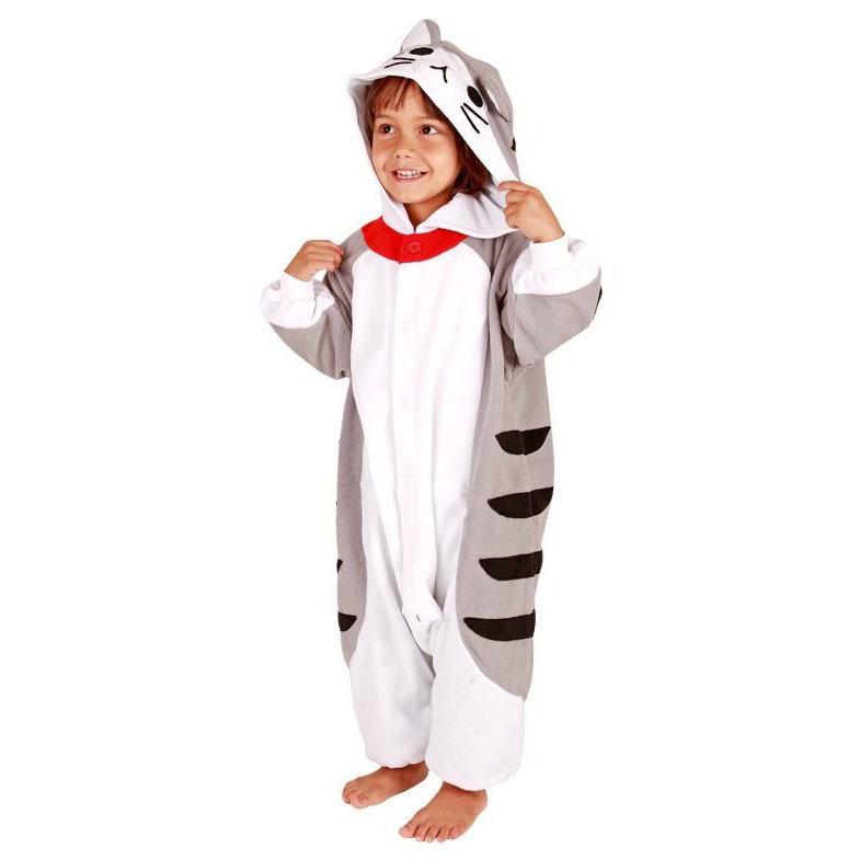 Плюшевые пижамы Котенок Чи детский detskaya-pizhama-kigurumi-koshka-seraya.jpg