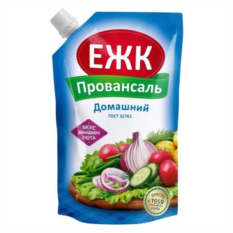 Соус майонезный ЕЖК Провансаль Домашний 46% 460 мл ДПДЗ РОССИЯ