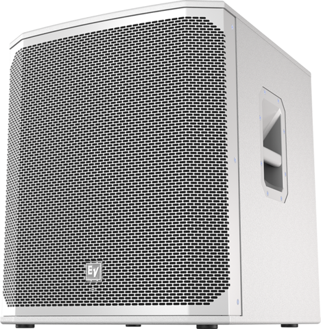 Electro-voice ELX200-18SPW белый активный сабвуфер
