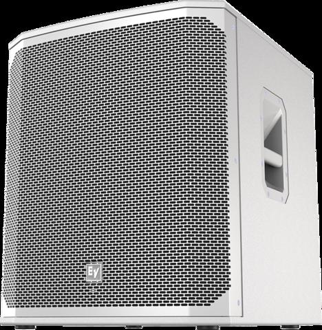 Electro-voice ELX200-18SPW білий активний сабвуфер