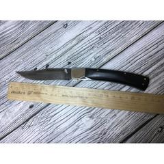 Нож складной Рысь-1, дамасская сталь, ИП Фурсач