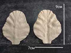 Молд двойной г9070, гладиолус. Размер 90х70мм.