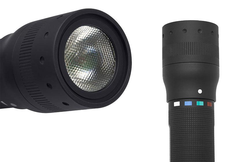 Светодиодный фонарь LED LENSER P7QC (9407-Q)