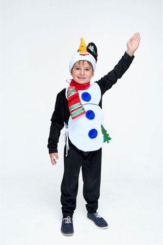 Костюм Снеговика детский 3