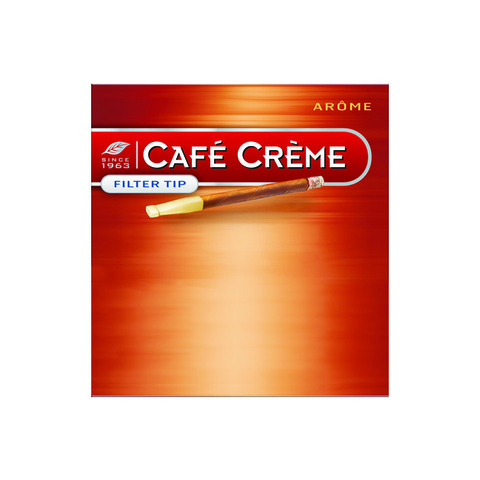 Сигары Cafe Creme Filter Tip Arome