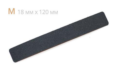 Сменные файлы 120*18 мм для основы M - 180 грит (50 штук)