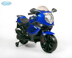 Электромотоцикл  М005АА синий