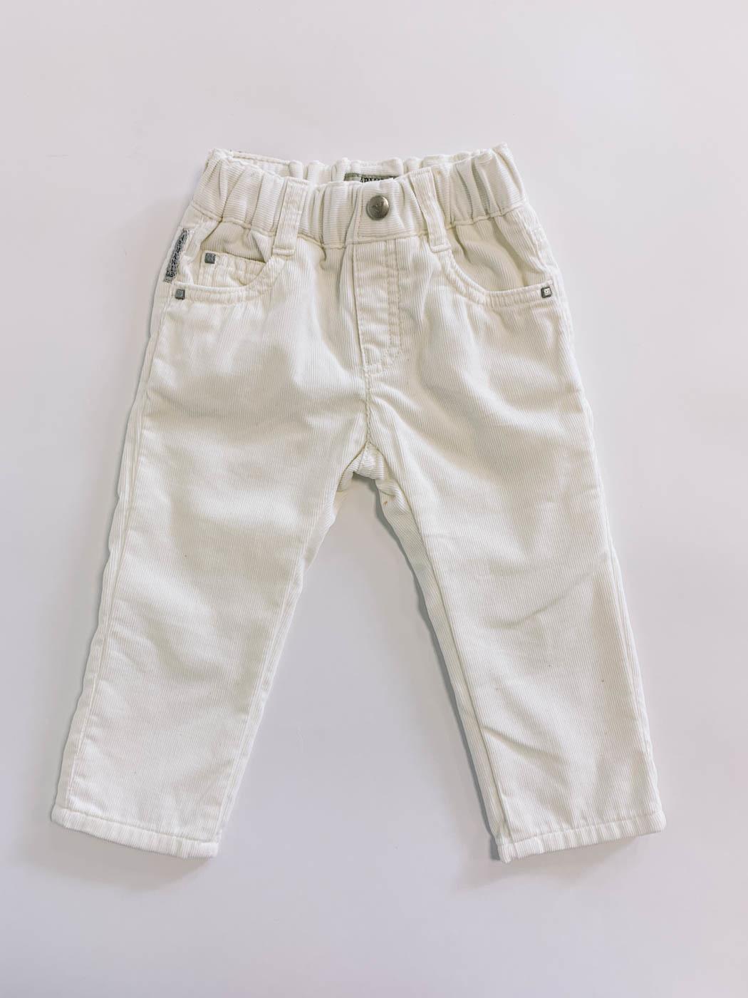 Вельветовые штаны Armani