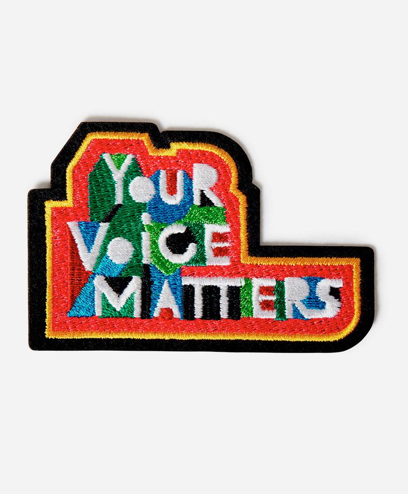 Патч-заплатка Your Voice Matters