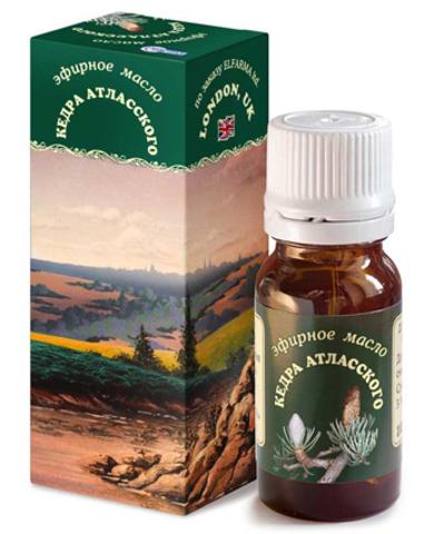Эфирное масло Кедра атласского, 10 мл