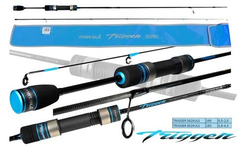 Спиннинг Metsui Trigger S602XUL 0,8-4 г.