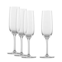 Набор фужеров для шампанского 210 мл, 4 шт, For you, фото 1