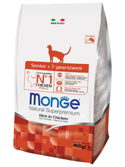 Monge Cat Senior Сухой корм для пожилых кошек