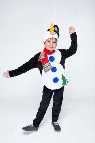 Костюм Снеговика детский 4