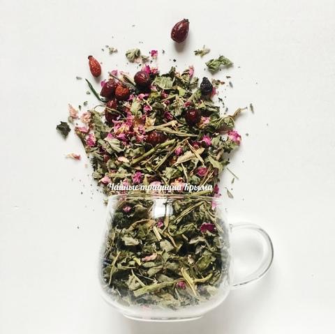 Чай травяной Крымские традиции Восстановление Отдых   40 г