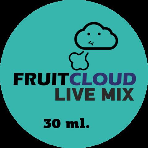 Премиум жидкость для электронных сигарет Live Mix, 0 мг
