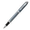 Parker IM Core - Light Blue Grey CT, перьевая ручка, F
