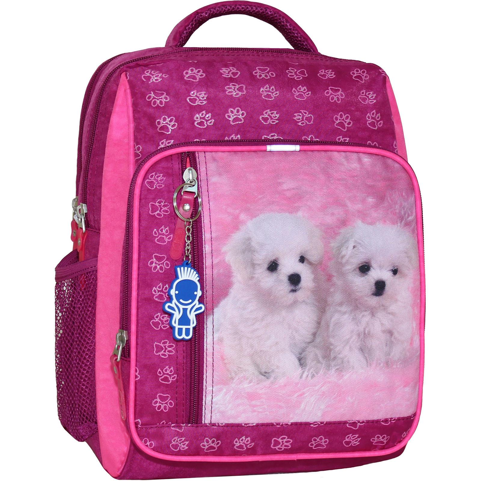 Школьные рюкзаки Рюкзак школьный Bagland Школьник 8 л. 143 малиновый 137д (0012870) IMG_4766.JPG