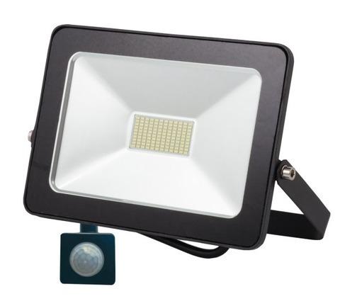 Прожектор светодиодный 30 Вт с датчиком движения и освещенности