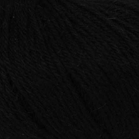 Пряжа Lana Gatto Camel Hair 5000 черный