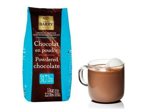Какао порошок с сахаром Cacao Barry, 1кг