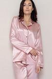 Атласная женская пижама B&B