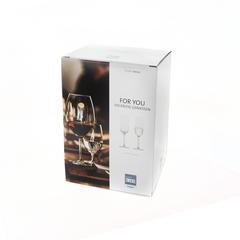 Набор фужеров для шампанского 210 мл, 4 шт, For you, фото 3