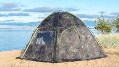 Палатка Talberg Bigless 4 камуфляж - 2