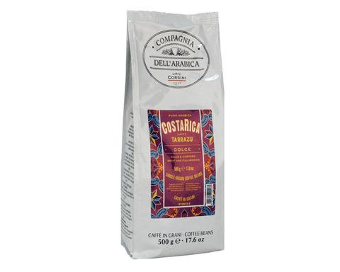 купить Кофе в зернах Compagnia Dell`Arabica Costa Rica Tarrazu, 500 г