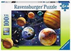Puzzle Space 100pcs