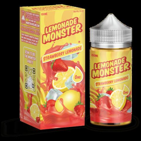 Жидкость Lemonade Monster 100 мл Strawberry Lemonade