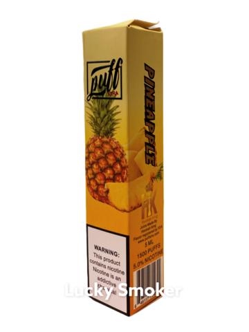 Puff by Hookah King (1500 затяжек) Pineapple