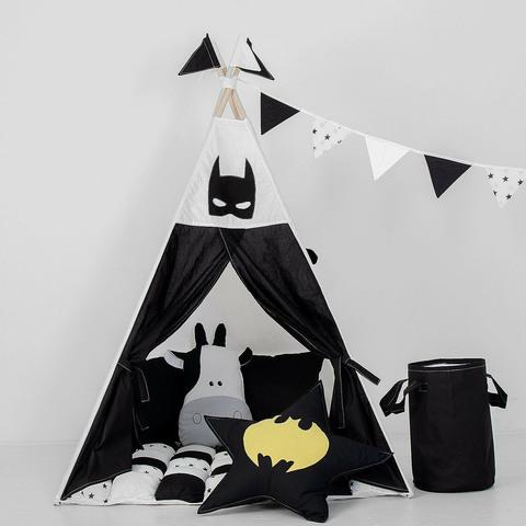 """Палатка ВигВам для детей """"Бэтмен"""""""