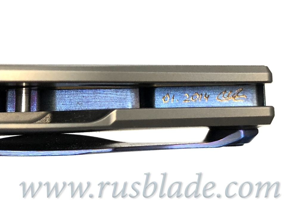 FULL CUSTOM Shirogorov F95 Silk laminated - фотография