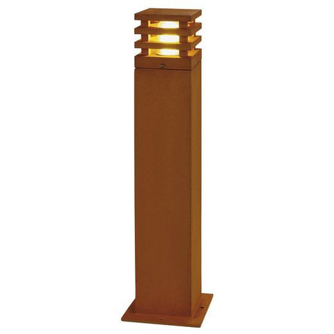 Наземный светильник RUSTY SQUARE 70 LED