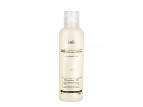 Lador Шампунь для волос с натуральными ингредиентами Triplex Natural Shampoo, 150 мл