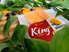 Натуральное сушеное манго King, 1000 грамм