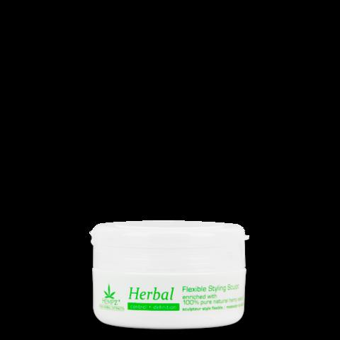 Паста растительная моделирующая пластичной фиксации Здоровые волосы / Hempz Herbal Flexible Styling Sculpt