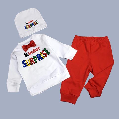 Комплект хлопок детский (62-80) 210124-NR8006