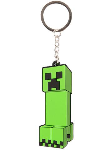 Брелок Minecraft Creeper Anatomy Flip