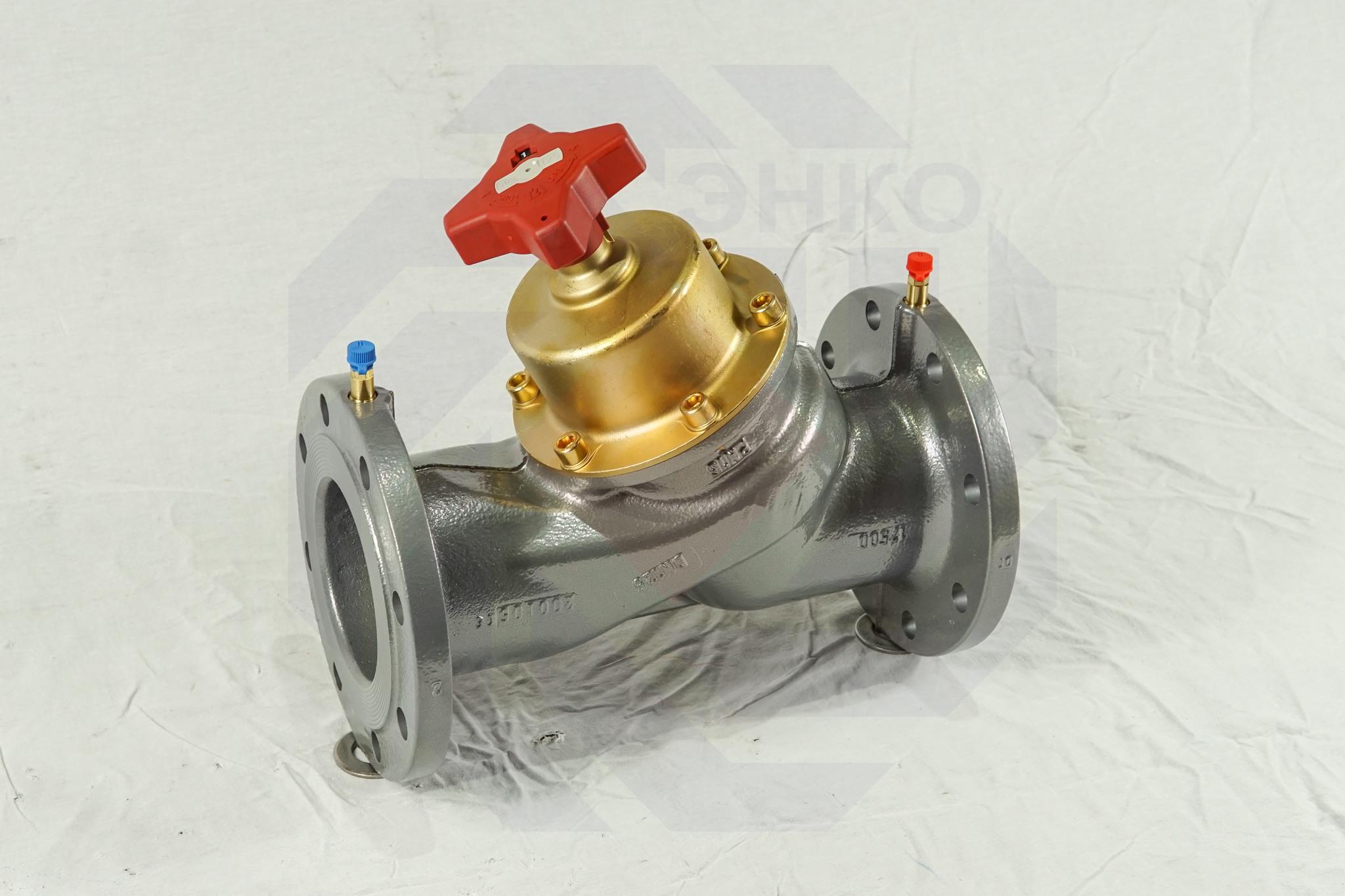 Клапан балансировочный IMI STAF DN 125