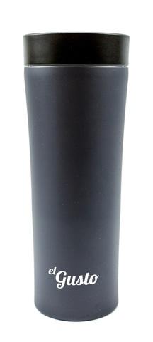 Термокружка El Gusto Simple (0,47 литра), серая