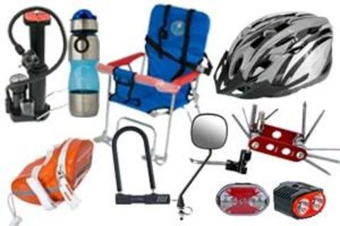 Аксесуари для велосипедів